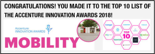 The Accenture Innovation Awards